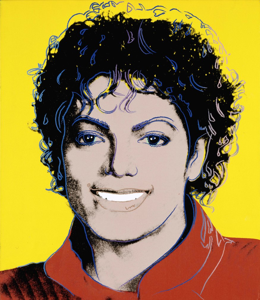 National Portrait Gallery are doing an exhibition all about the King of Pop