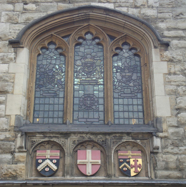 How To Get Inside Clerkenwell's 16th Century Gate