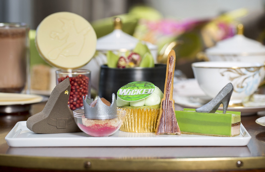 Fancy A Wicked-Themed Afternoon Tea?