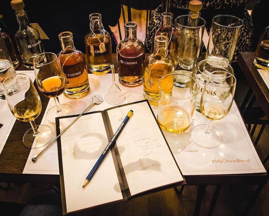Blend Your Own Whisky At This Awesome East London Bar