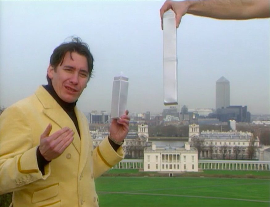 The Time Jools Holland Suggested Building A Second Canary Wharf 'For Symmetry'