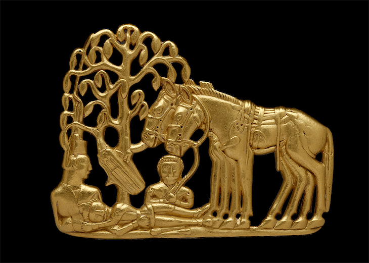 The Scythians Have Ridden Into The British Museum