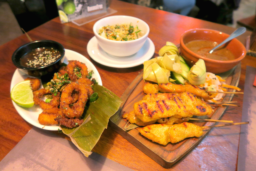 Tuck Into Authentic Indo-Chinese Food In Soho