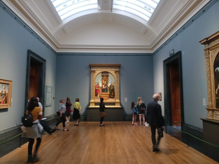 Three Renaissance masters in one room in this free exhibition