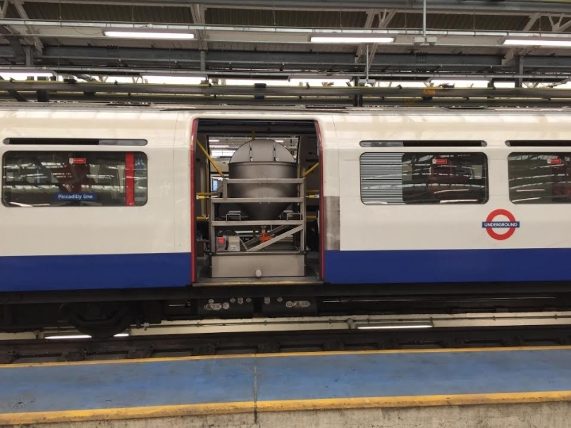 Why Is TfL Running These Two Retired Tube Trains On The Piccadilly Line?