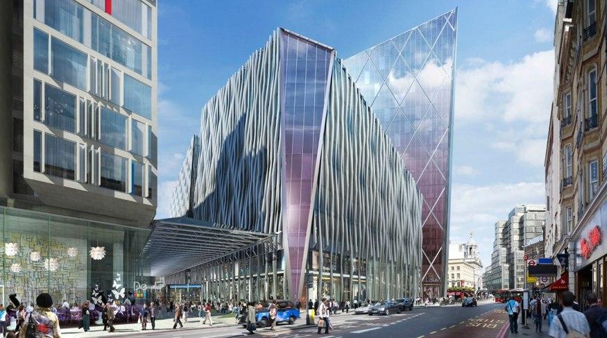Is Nova Victoria London's Ugliest Building?