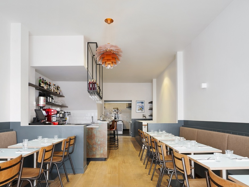 Food Review: Marcella, Deptford