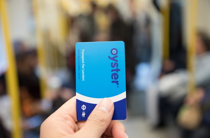New TfL App allows You To Top Up Your Oyster On The Move