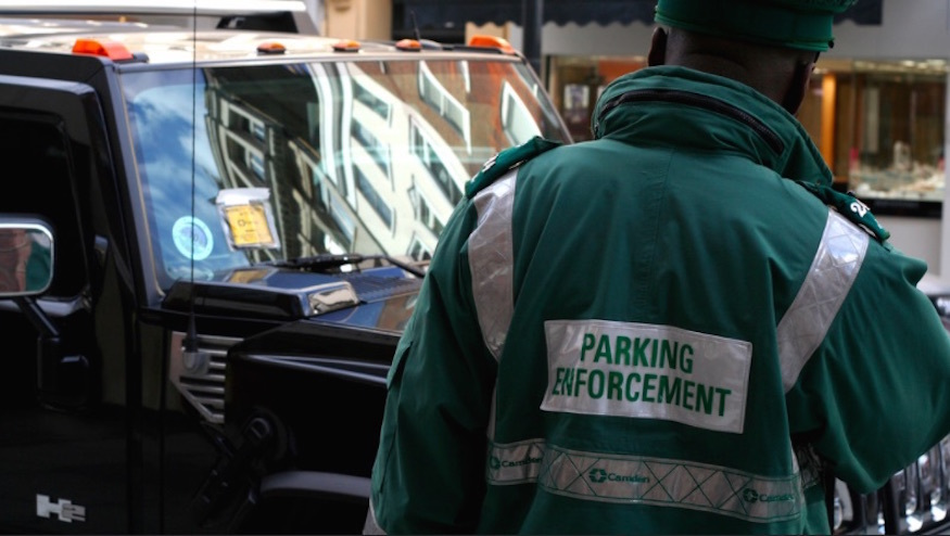 TfL Set To Make An Extra £45m A Year In Parking Fines