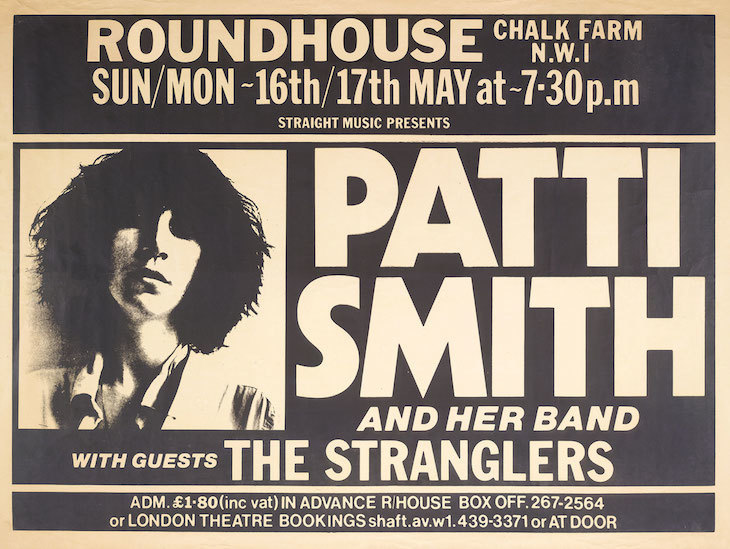 Looking Back At Roundhouse's Historic Gig Posters