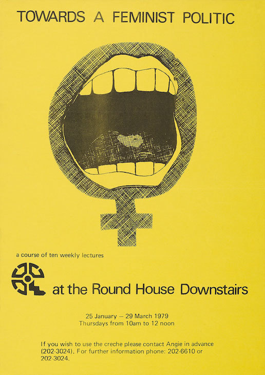 Fantastic posters from former gigs at Roundhouse