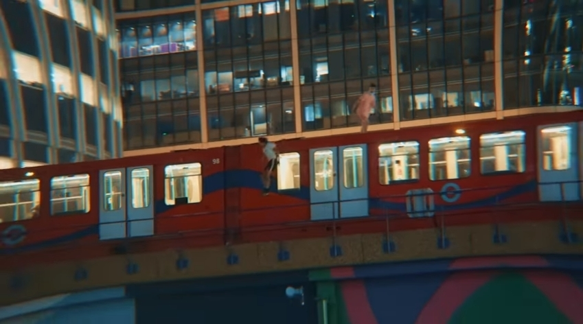 This Stupid DLR Stunt Could Have Ended Badly