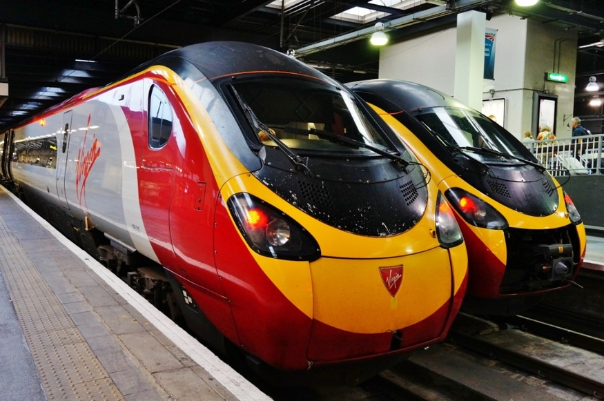 London To Liverpool Trains More Popular Than Liverpool To London Ones