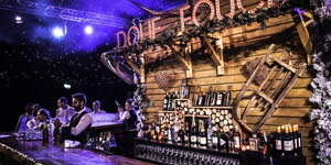 See In 2018 In Style At This Unforgettable New Year's Eve Ball