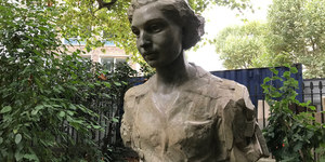 A Very Important Statue You Probably Never Noticed