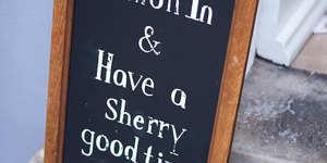 Sack: The Hotel Bar Bringing Sherry Back