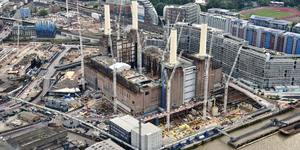 Here's What The Battersea Development Looks Like From Above