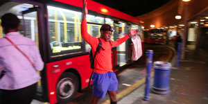 These People Rode Every Single London Bus Route In 24 Hours... Check Out Their Video