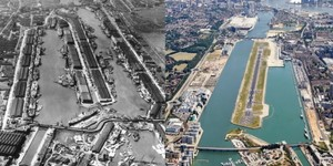 In Pictures: London City Airport, Then And Now