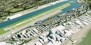Here's What The New City Airport Will Look Like