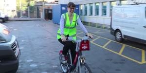 Take A Look At The New Santander Cycle Hire Bikes
