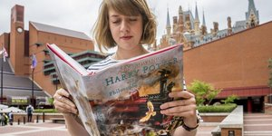 Expelliarmus! The Wizarding World Of Harry Potter Swoops Into The British Library