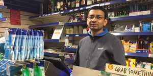 What's It Like Being A London Newsagent?