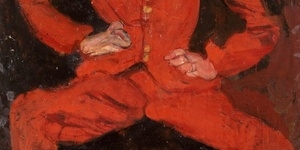 Does This Courtauld Gallery Painting Capture An Early Incident Of Manspreading?