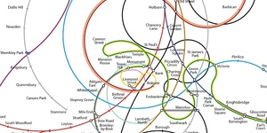 The Tube Map As You've Never Seen It Before