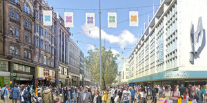 People Say 'Yes' To Transforming Oxford Street... But Only 62% Of Them