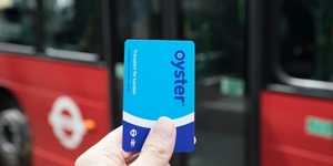 You Can Now Collect Your Oyster Card Top Up On A Bus