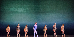 Royal Ballet Celebrates Its Former Artistic Director