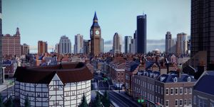 Is London Just One Giant Game Of SimCity?