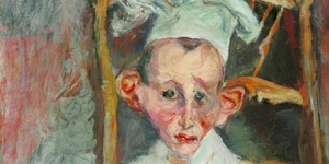 Ugly Contorted Portraits At The Courtauld Gallery