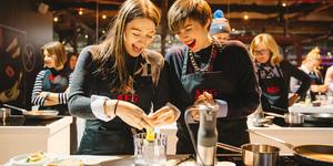 Get In The Festive Spirit At Taste Of London's Foodie Wonderland