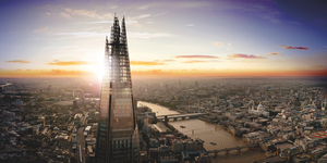 Fancy Spending Bonfire Night In A Hotel Room At The Top Of The Shard?