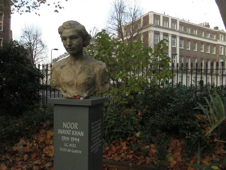 Noor Inayat Khan: A Very Important Statue You Probably Never