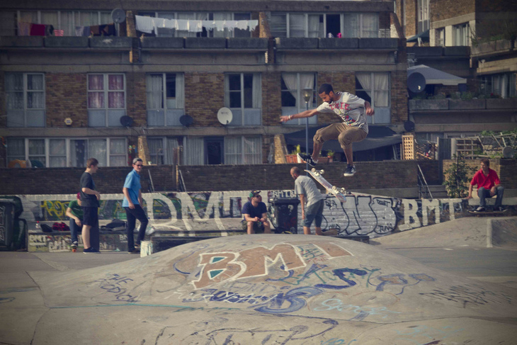London's Best Skateparks