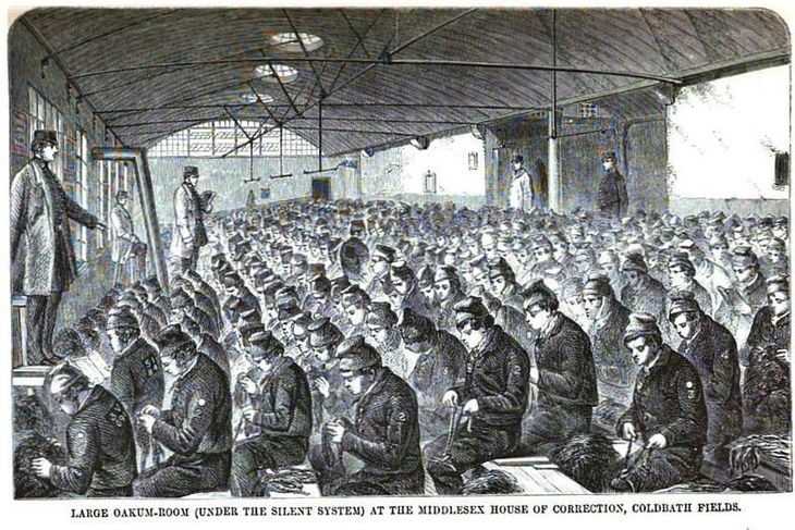 Victorian Londoners did some pretty horrific jobs