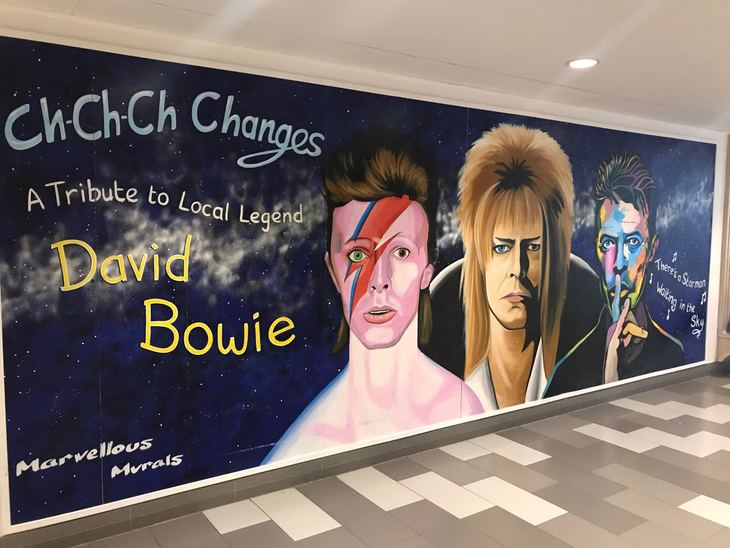 The Bowie Mural You Didn't Know About