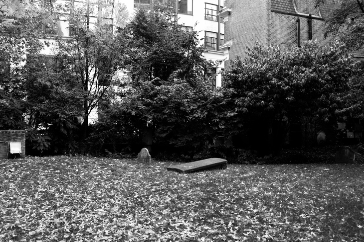 5 Creepy Churchyards In The City Of London