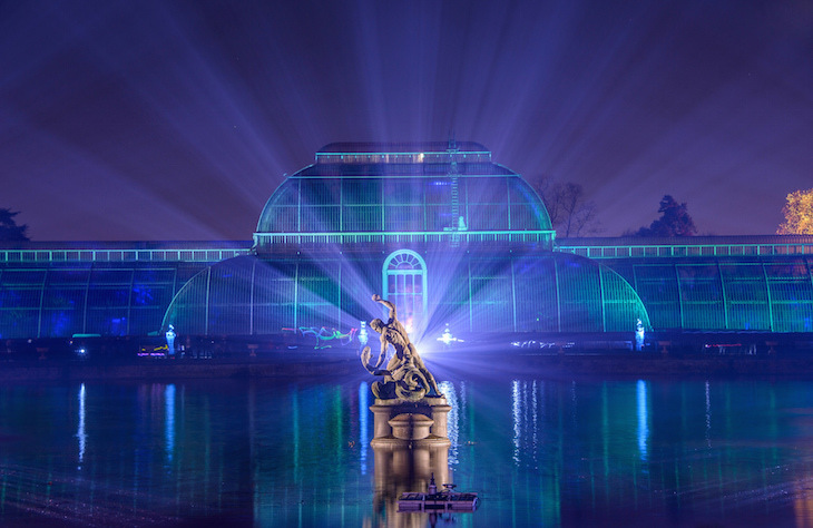 There are some fantastic light festivals coming to London this winter