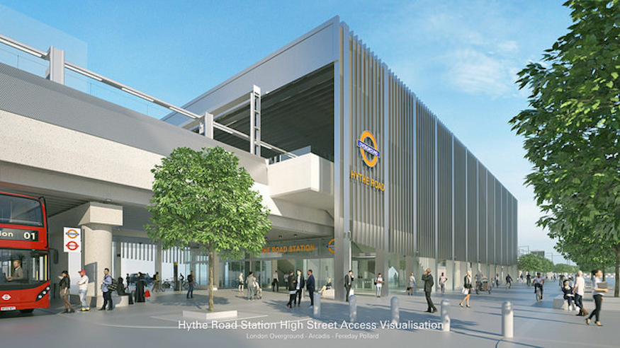London Could Be Getting Two New Overground Stations