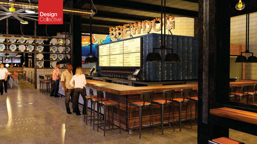 Second Biggest BrewDog Bar In The World Is Coming To London