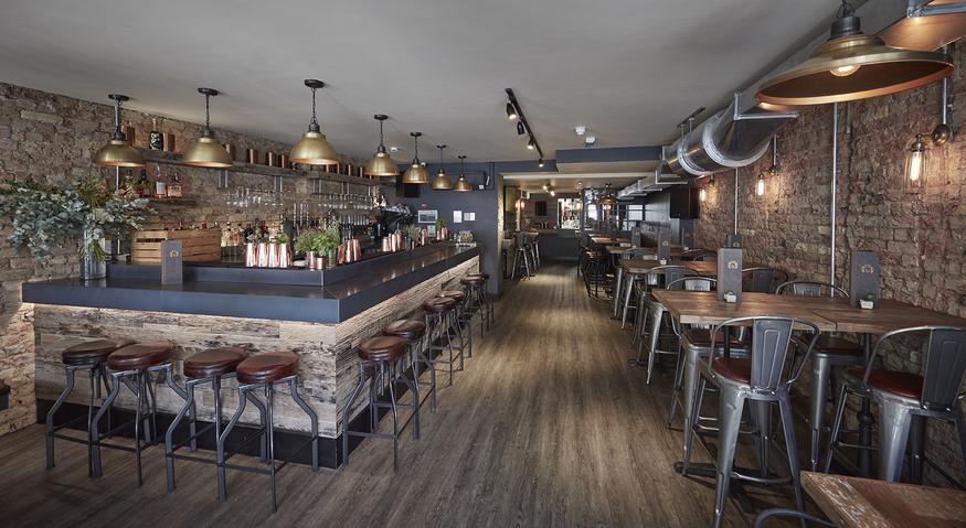 This New Clapham Bar Is Modelled On A Manhattan Neighbourhood Joint