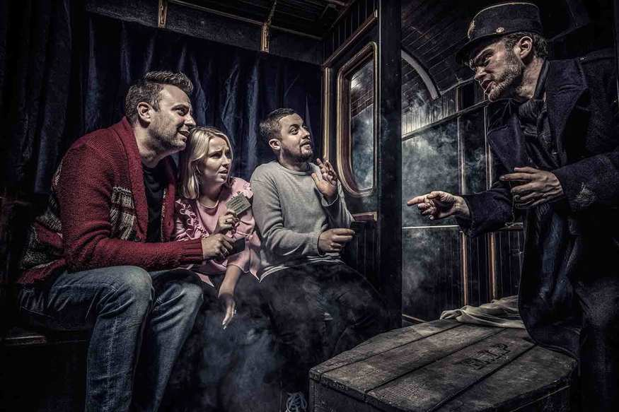 How Long Is London Dungeon Tour