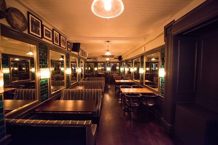 Food Review: Oxalis at The Sun & 13 Cantons