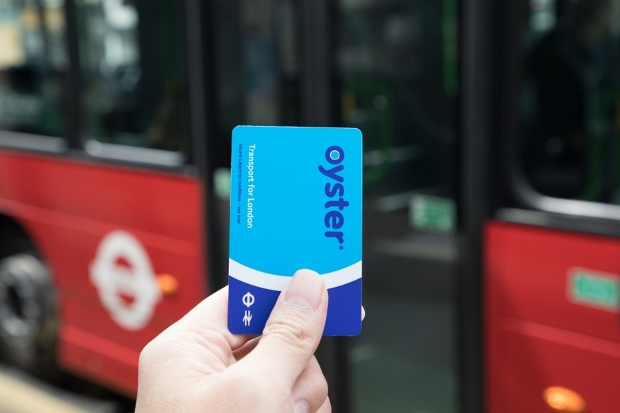 Here's How To Top Up Your Oyster Card On The Bus