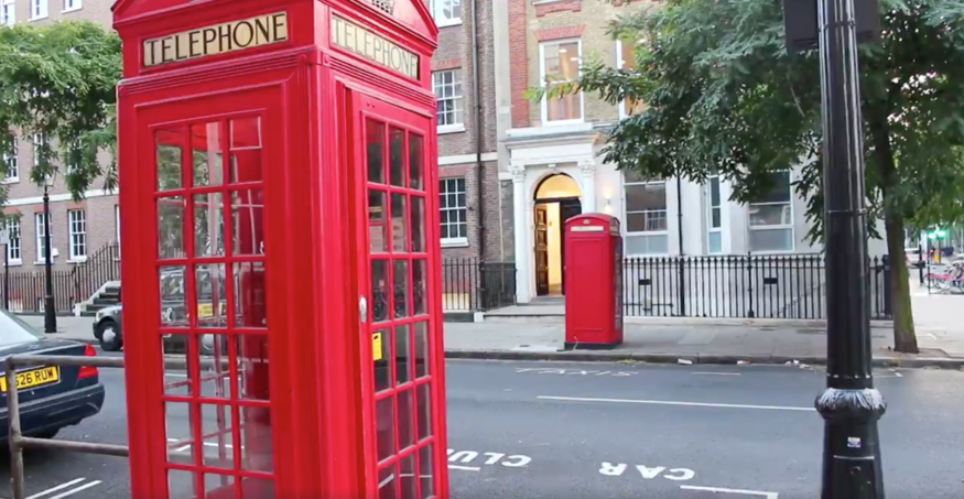 Do You Know The Difference Between London's Iconic Phone Boxes?