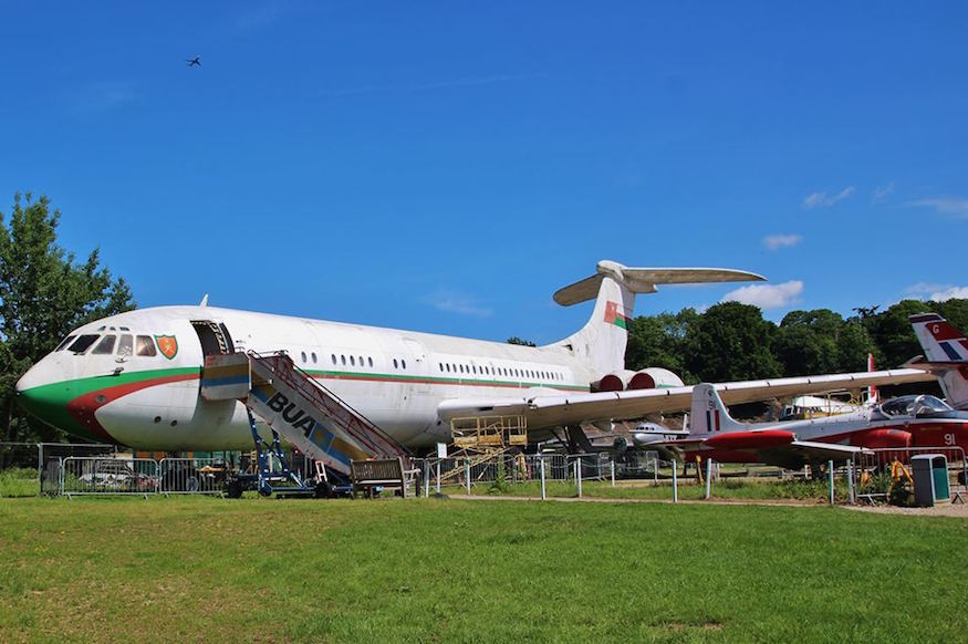 The Aeroplane Graveyard On The Outskirts Of London | Londonist
